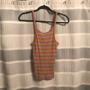 BRAND NEW TAGS ATTACHED Madewell Striped tank